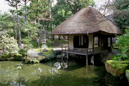 Isuitei tea house